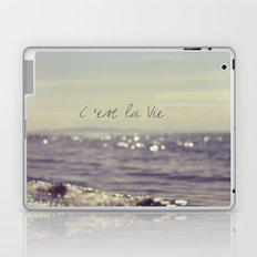 C'est la Vie Laptop & iPad Skin