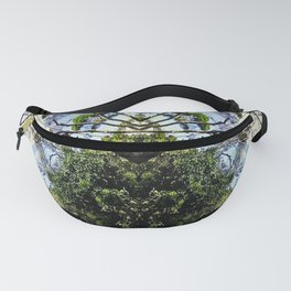 Natural Pattern No 1 Fanny Pack