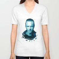 jesse pinkman V-neck T-shirts featuring Jesse Pinkman by Dr.Söd