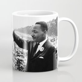 Remembering African American History and Martin Luther King Coffee Mug