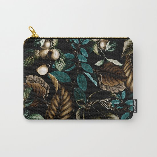 Tropical Night Carry-All Pouch