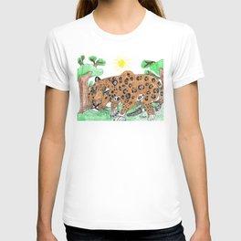 Indian Leopard T-shirt