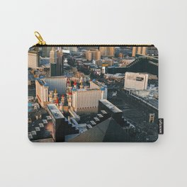 Above Las Vegas Valley Carry-All Pouch