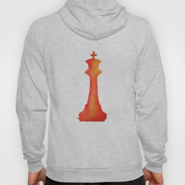 Chess King Watercolor Hoody
