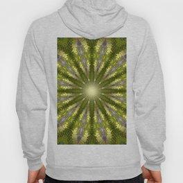 Ancient Forest Mandala (green) Hoody