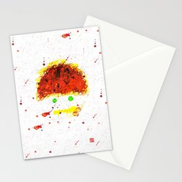 Monster Series=En__Wou Stationery Cards