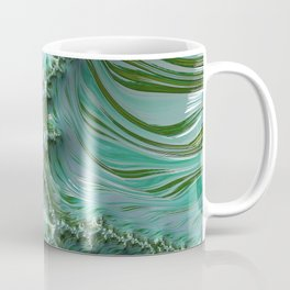Frothy Waves Coffee Mug