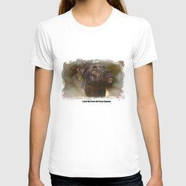 I Love My Perro de Presa Canario T-shirt