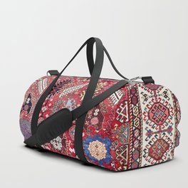 Shekarlu Qashqa'i Fars Southwest Persian Carpet Print Duffle Bag