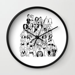 "Theatre  ""Opening Night"" Wall Clock"