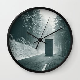 Middle Wall Clock