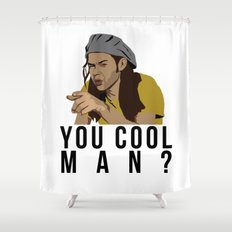 Dazed and Confused: Slater Shower Curtain