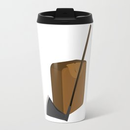 Blade and Block Travel Mug