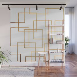 Inverse Perspective Wall Mural