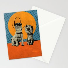 Cats&Dogs Stationery Cards