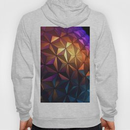 Rainbow Architecture Ball (Color) Hoody