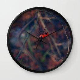 A closer look Wall Clock