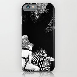 asc 705 - La cavalière Mang (Do you see what I see?) iPhone Case