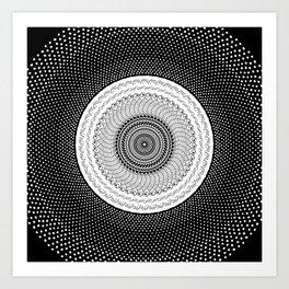 Brain Failure Art Print