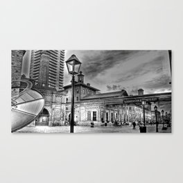 distillery district Canvas Print