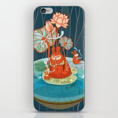 The Flutist iPhone & iPod Skin