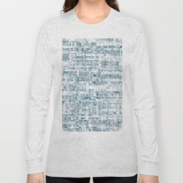 Abstract pattern 121 Long Sleeve T-shirt
