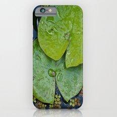 Water Lilies iPhone 6s Slim Case