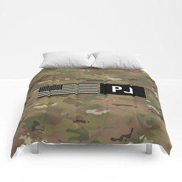 PJ (Camo) Comforters