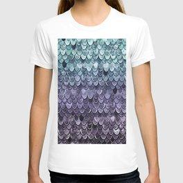 MAGIC MERMAID - MYSTIC TEAL-PURPLE T-shirt
