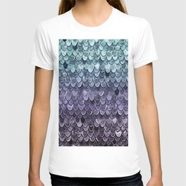 MAGIC MERMAID - MYSTIC TEAL-PURPLE T-shirt