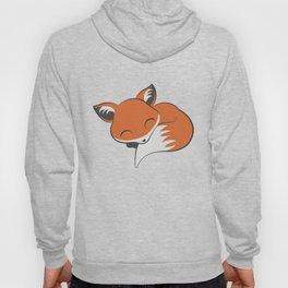 Little Red Fox Hoody