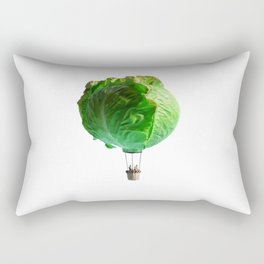 Iceberg Balloon Rectangular Pillow