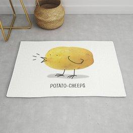 potato-cheeps Rug