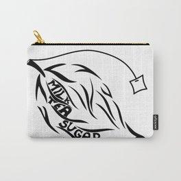 Tea leaf Carry-All Pouch