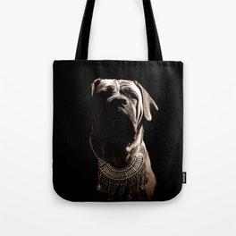 Dramatic Boerboel Tote Bag