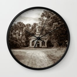 Forgotten Wall Clock
