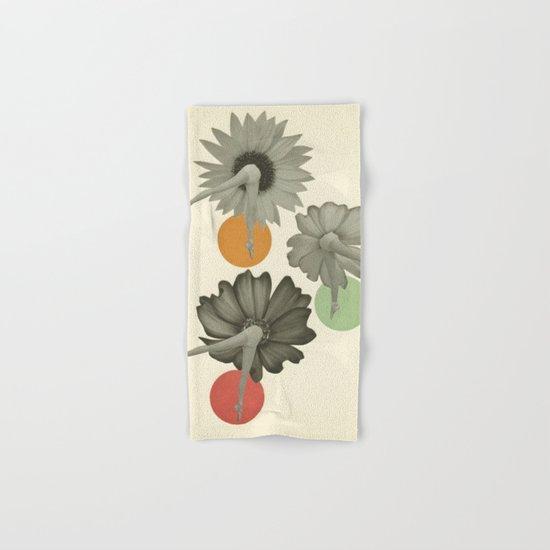Flower Girls Hand & Bath Towel