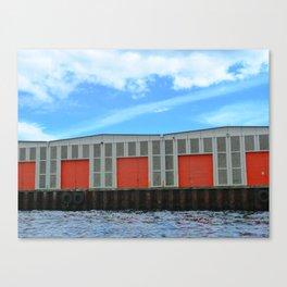 DENMARK WATERFRONT  Canvas Print