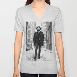 Snowstorm Fashion Unisex V-Neck