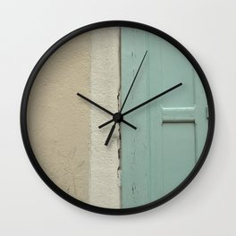 old door Wall Clock
