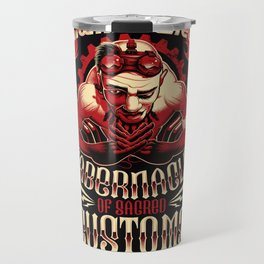 Chumbucket's Tabernacle Travel Mug