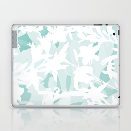 Flowers and nature Laptop & iPad Skin