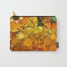 Sunset Poppies Carry-All Pouch
