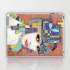 Nouveau Girl 2 (aged finish) Laptop & iPad Skin