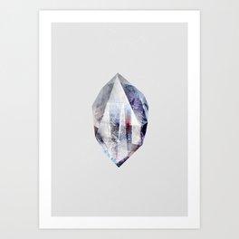 fluo Art Print