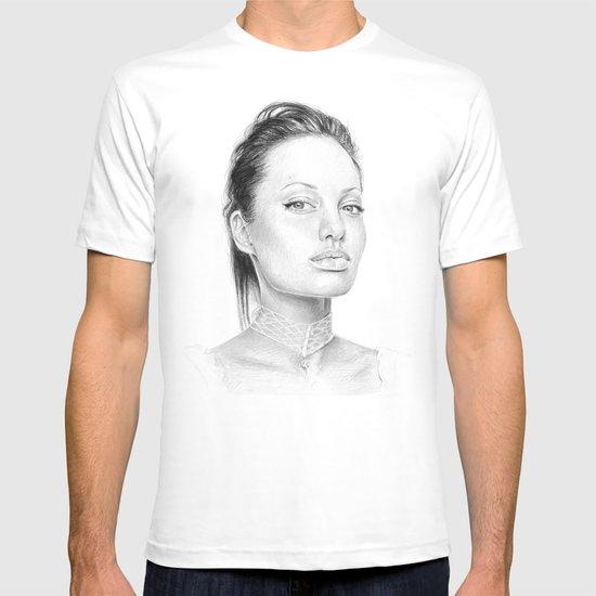 Angelina Jolie  T-shirt