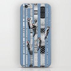 Woodpeckers iPhone & iPod Skin
