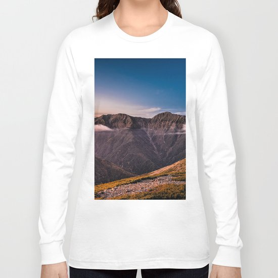 Southern Alps I Long Sleeve T-shirt