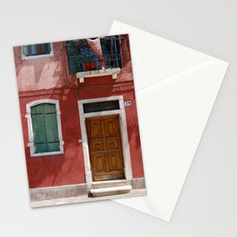 portals .:. murano Stationery Cards