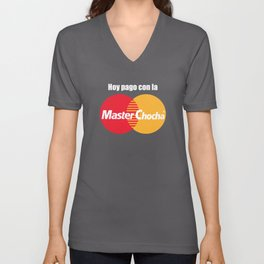 MasterChocha credit card Unisex V-Neck